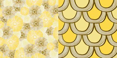 YellowFlower&Scallops