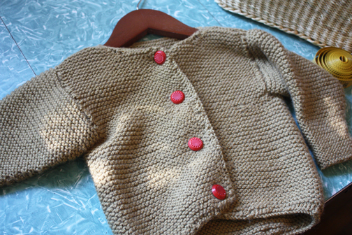 Paper Pie: A Sweater For Rylie